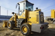 Запчасти на First Loader ZL926
